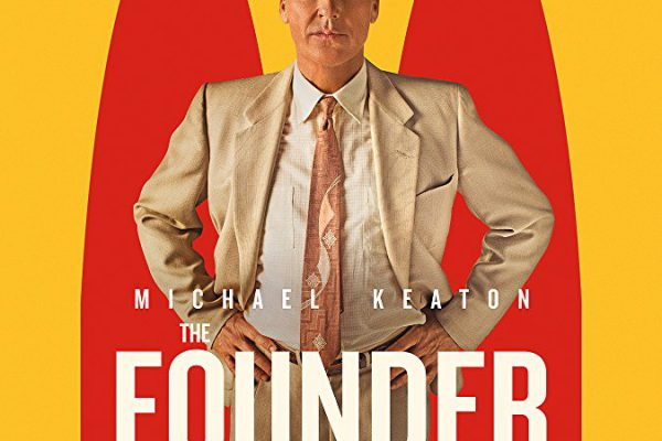 Currently Watching - The Founder