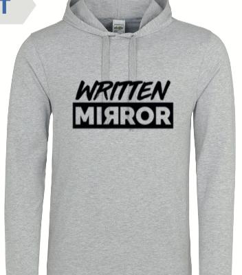 Written Mirror Shop